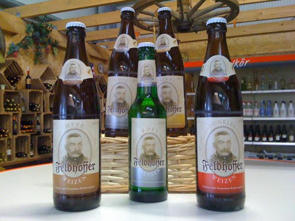 Getränke Janos - Biere von Janos